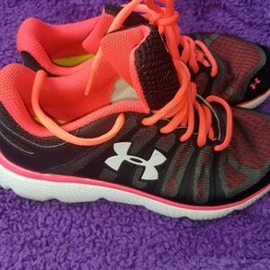 Womens under armour shoes size 7